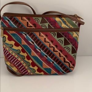 Danny Kaplan Crossbody Bag Purse